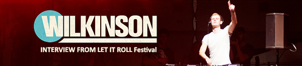 WILKINSON interview - LET IT ROLL Open Air 2013